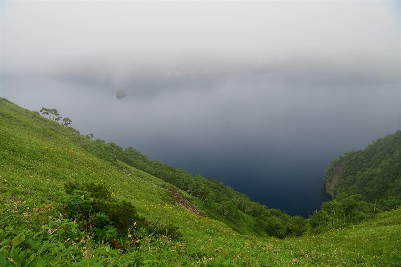 霧の中の摩周湖_d0105582_21463492.jpg