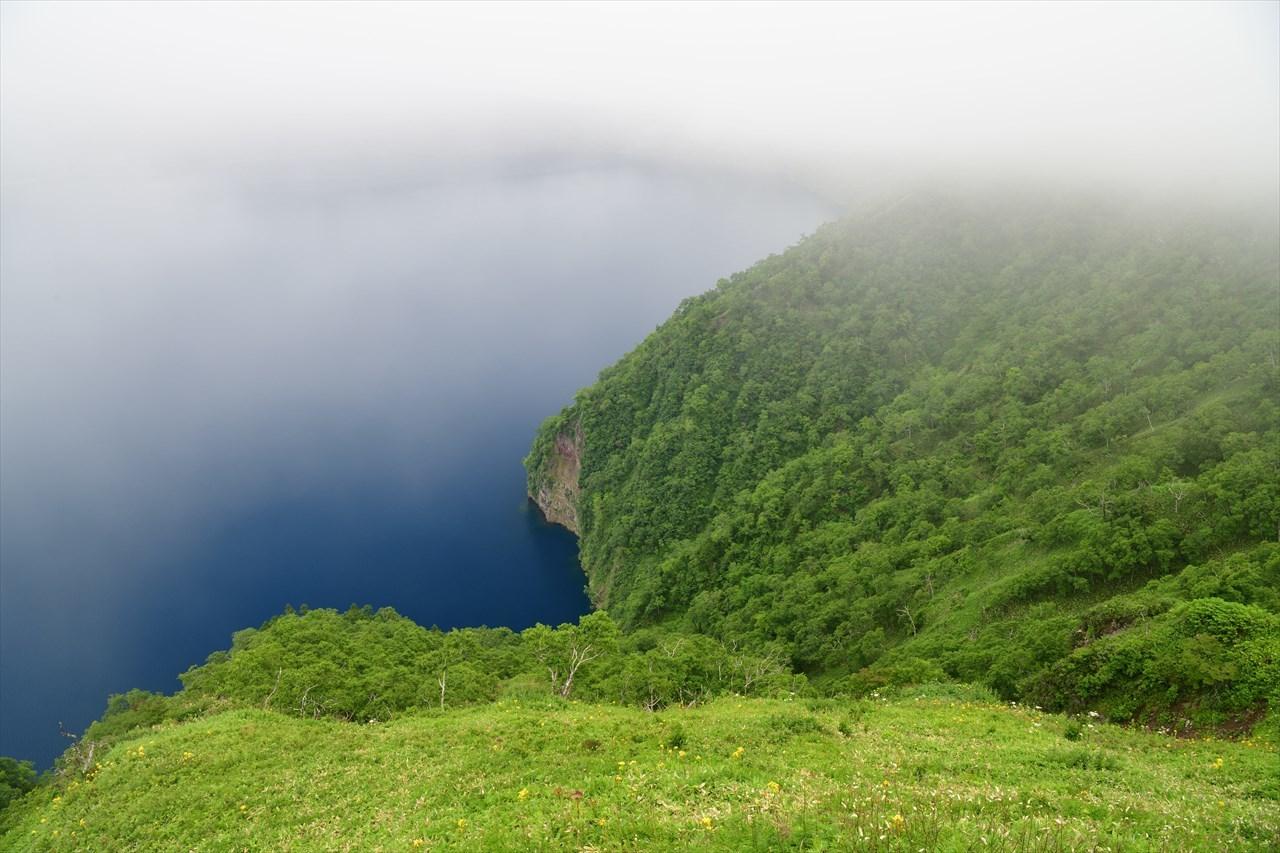 霧の中の摩周湖_d0105582_21463554.jpg