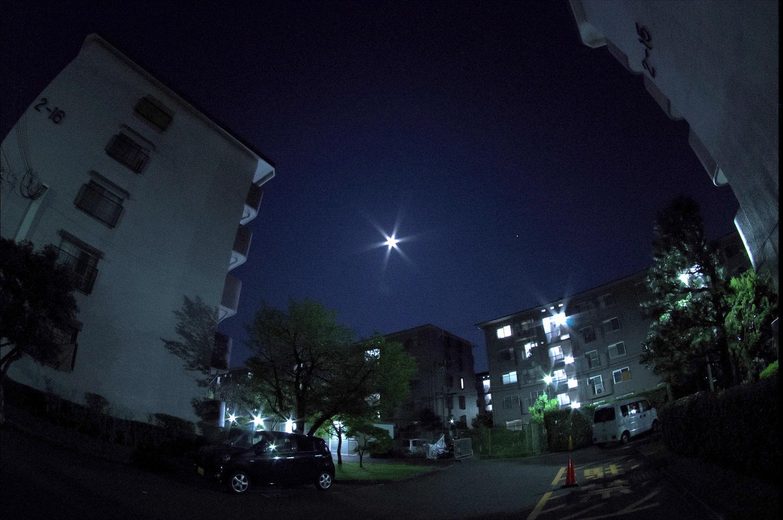 みずがめ座の満月!_e0362696_05365310.jpg