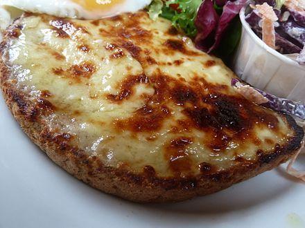 ウェルシュ・レアビット(Welsh rarebit) ウェールズのチーズサンド_b0074416_17024196.jpg
