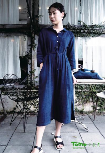 Tomoの服展 ー自然のやさしさを感じる服ー_d0239140_17225572.jpg