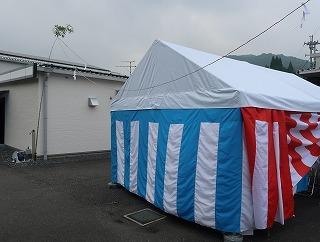株式会社プロスパー工場増築工事 起工式_f0151251_08181785.jpg
