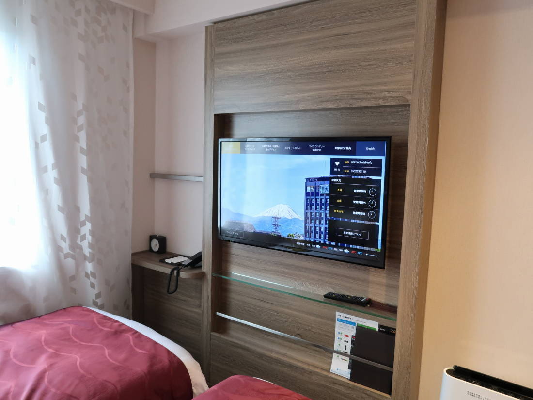 甲府 『城のホテル』_e0208058_23374893.jpg