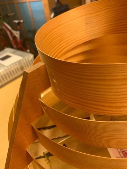 ヤコブセンランプ名作 JAKOBSSON LAMP 照明器具 修理 32_f0053665_00023377.jpg