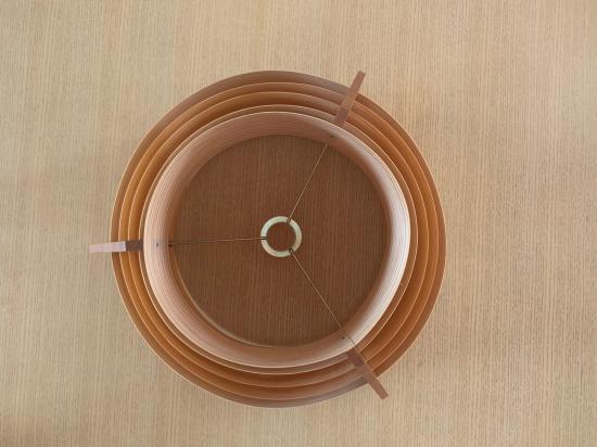 ヤコブセンランプ名作 JAKOBSSON LAMP 照明器具 修理 32_f0053665_00045645.jpg