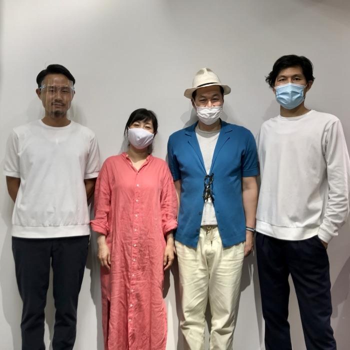 giab\'s ARCHIVIO 展示会にて...中新井淳平氏と久々の再会_c0118375_12120270.jpeg