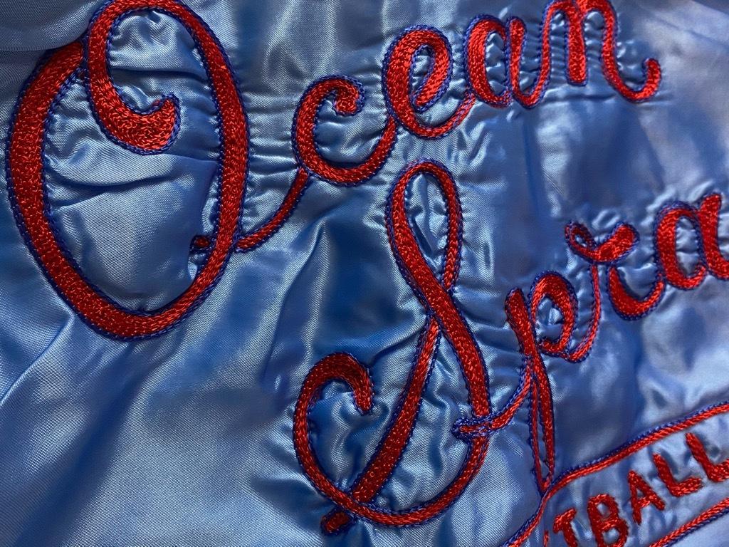 """8月8日(土)マグネッツ大阪店入荷日!\""""Nylon/Satin Varsity JKT Made In USA Part1\""""!!(マグネッツ大阪アメ村店)_c0078587_12404708.jpg"""