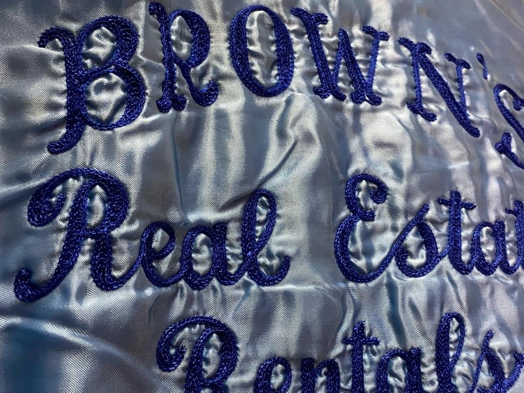 """8月8日(土)マグネッツ大阪店入荷日!\""""Nylon/Satin Varsity JKT Made In USA Part1\""""!!(マグネッツ大阪アメ村店)_c0078587_12462073.jpg"""
