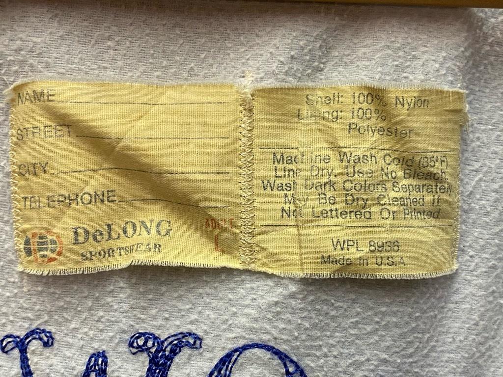 """8月8日(土)マグネッツ大阪店入荷日!\""""Nylon/Satin Varsity JKT Made In USA Part1\""""!!(マグネッツ大阪アメ村店)_c0078587_12462523.jpg"""