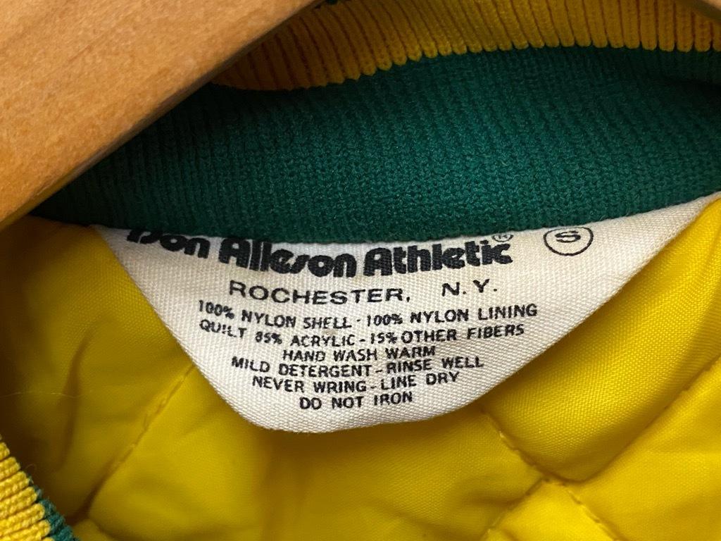 """8月8日(土)マグネッツ大阪店入荷日!\""""Nylon/Satin Varsity JKT Made In USA Part1\""""!!(マグネッツ大阪アメ村店)_c0078587_13060916.jpg"""
