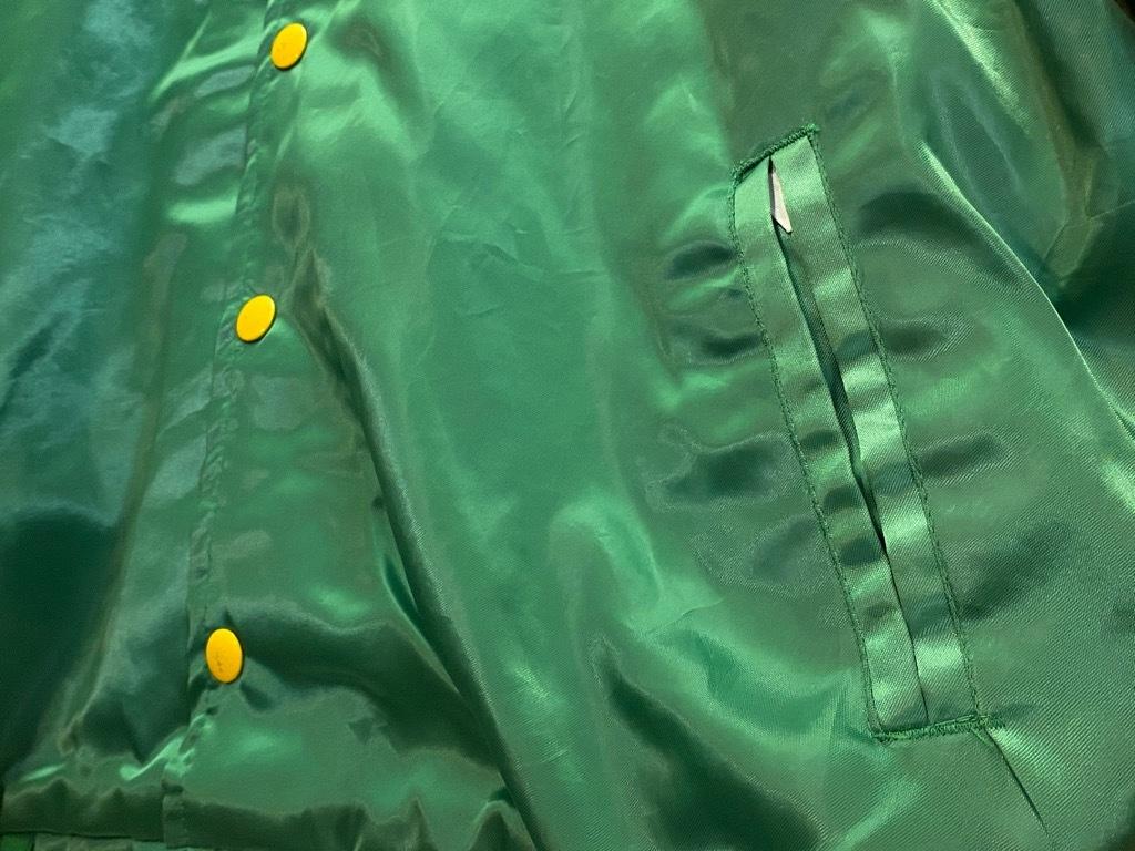 """8月8日(土)マグネッツ大阪店入荷日!\""""Nylon/Satin Varsity JKT Made In USA Part1\""""!!(マグネッツ大阪アメ村店)_c0078587_13073194.jpg"""