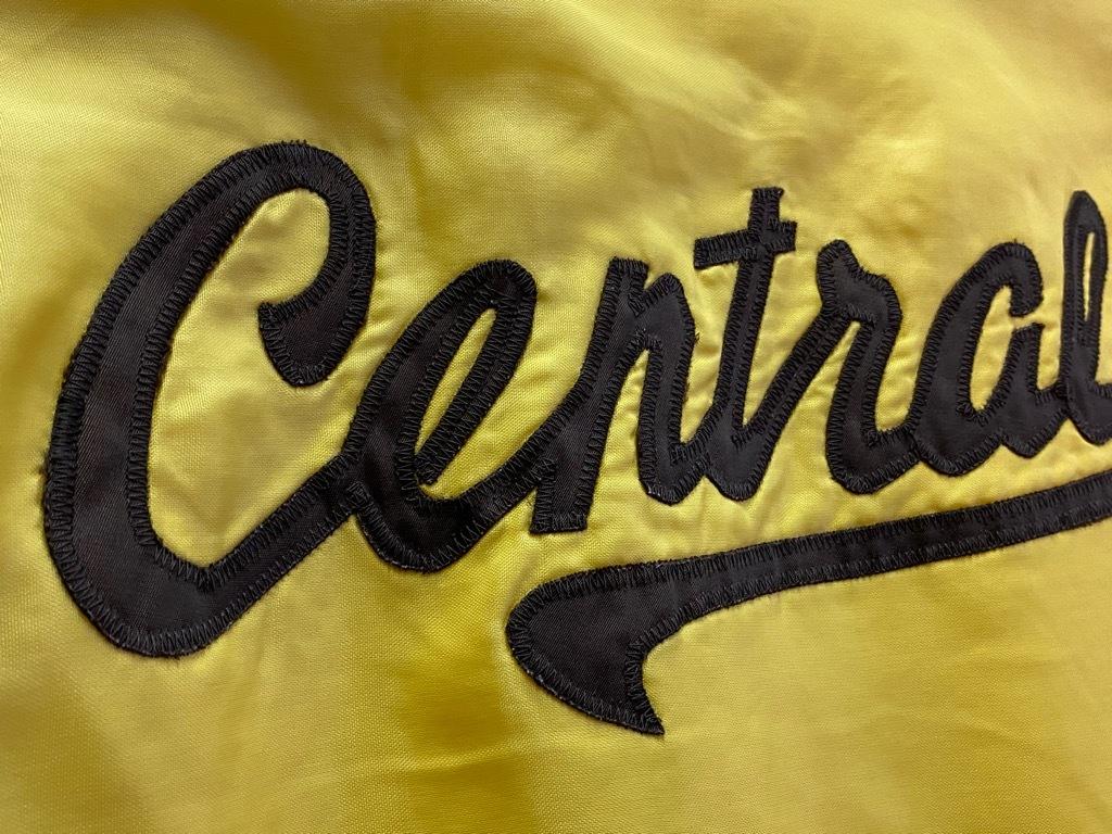 """8月8日(土)マグネッツ大阪店入荷日!\""""Nylon/Satin Varsity JKT Made In USA Part1\""""!!(マグネッツ大阪アメ村店)_c0078587_13090147.jpg"""