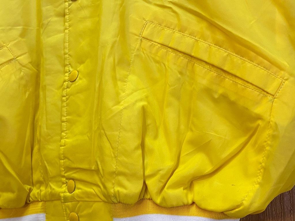 """8月8日(土)マグネッツ大阪店入荷日!\""""Nylon/Satin Varsity JKT Made In USA Part1\""""!!(マグネッツ大阪アメ村店)_c0078587_13100910.jpg"""