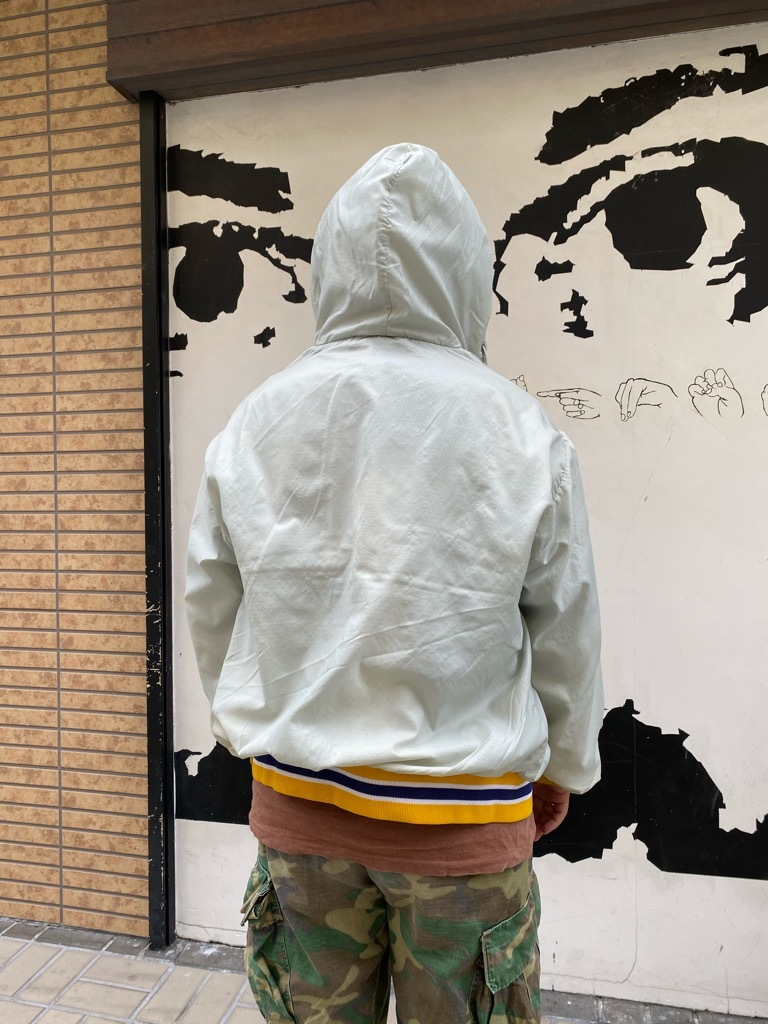 """8月8日(土)マグネッツ大阪店入荷日!\""""Nylon/Satin Varsity JKT Made In USA Part1\""""!!(マグネッツ大阪アメ村店)_c0078587_13171443.jpg"""