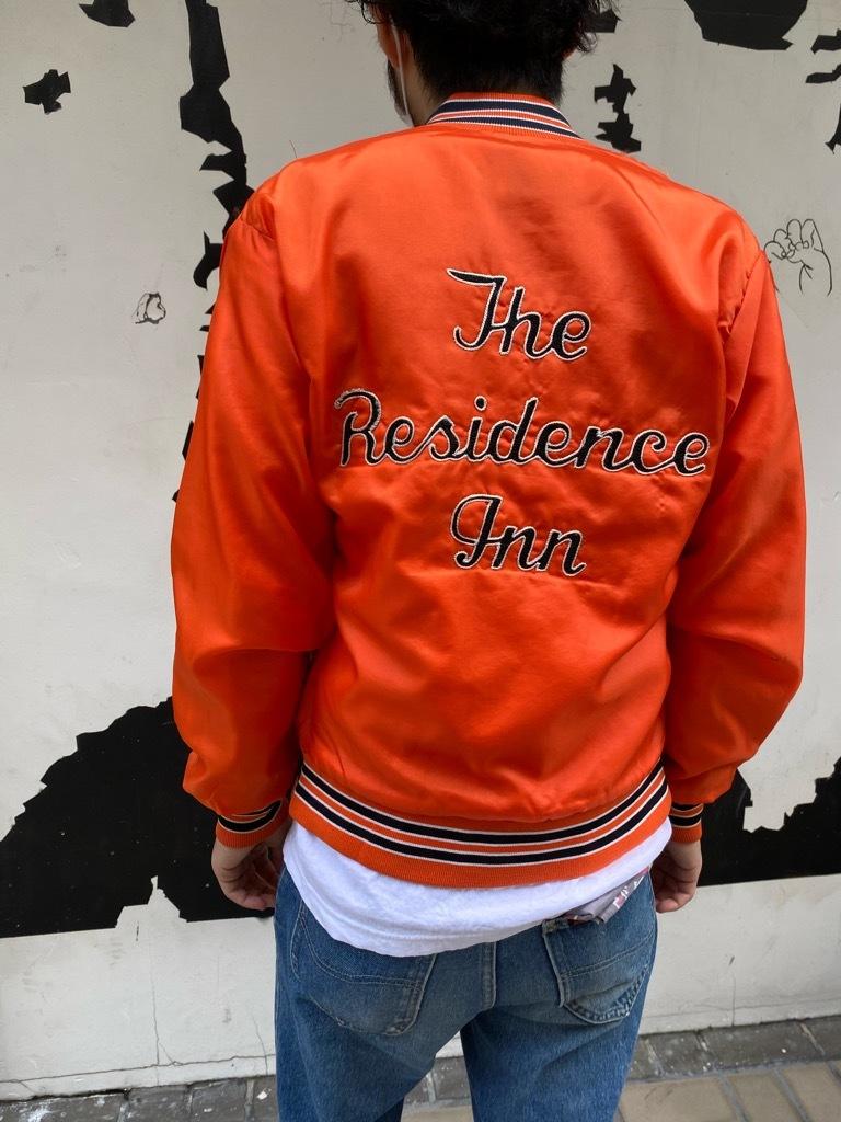 """8月8日(土)マグネッツ大阪店入荷日!\""""Nylon/Satin Varsity JKT Made In USA Part1\""""!!(マグネッツ大阪アメ村店)_c0078587_13174269.jpg"""