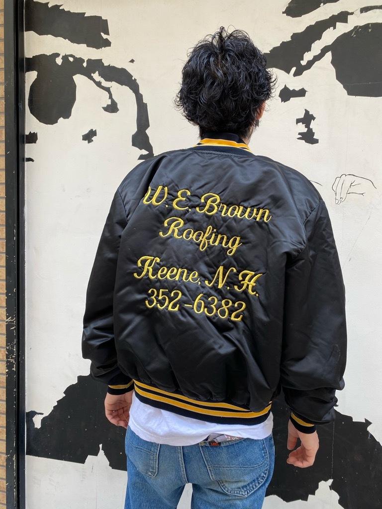 """8月8日(土)マグネッツ大阪店入荷日!\""""Nylon/Satin Varsity JKT Made In USA Part2\""""!!(マグネッツ大阪アメ村店)_c0078587_13221652.jpg"""