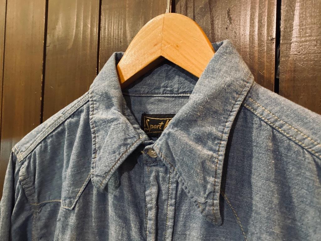 マグネッツ神戸店 次のシーズンも見据えたWestern Shirt !!!_c0078587_13321668.jpg