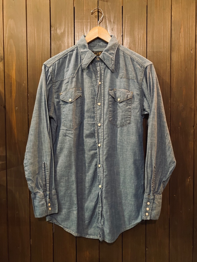 マグネッツ神戸店 次のシーズンも見据えたWestern Shirt !!!_c0078587_13321880.jpg