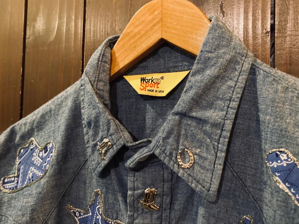 マグネッツ神戸店 次のシーズンも見据えたWestern Shirt !!!_c0078587_13331260.jpg