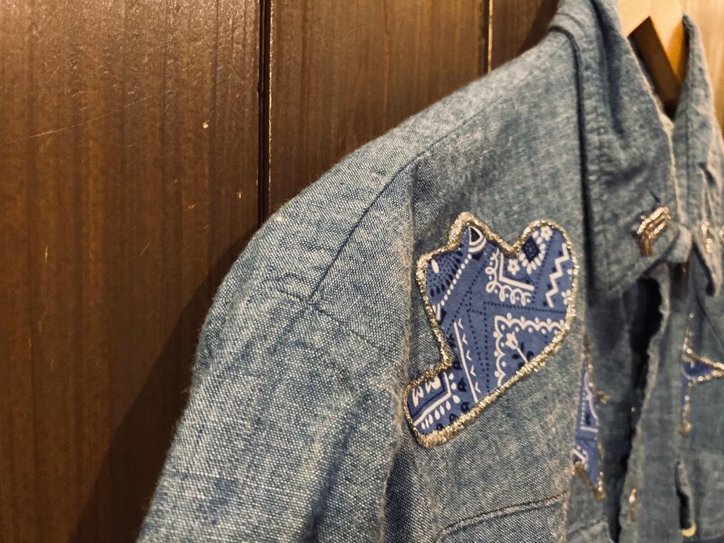 マグネッツ神戸店 次のシーズンも見据えたWestern Shirt !!!_c0078587_13331289.jpg