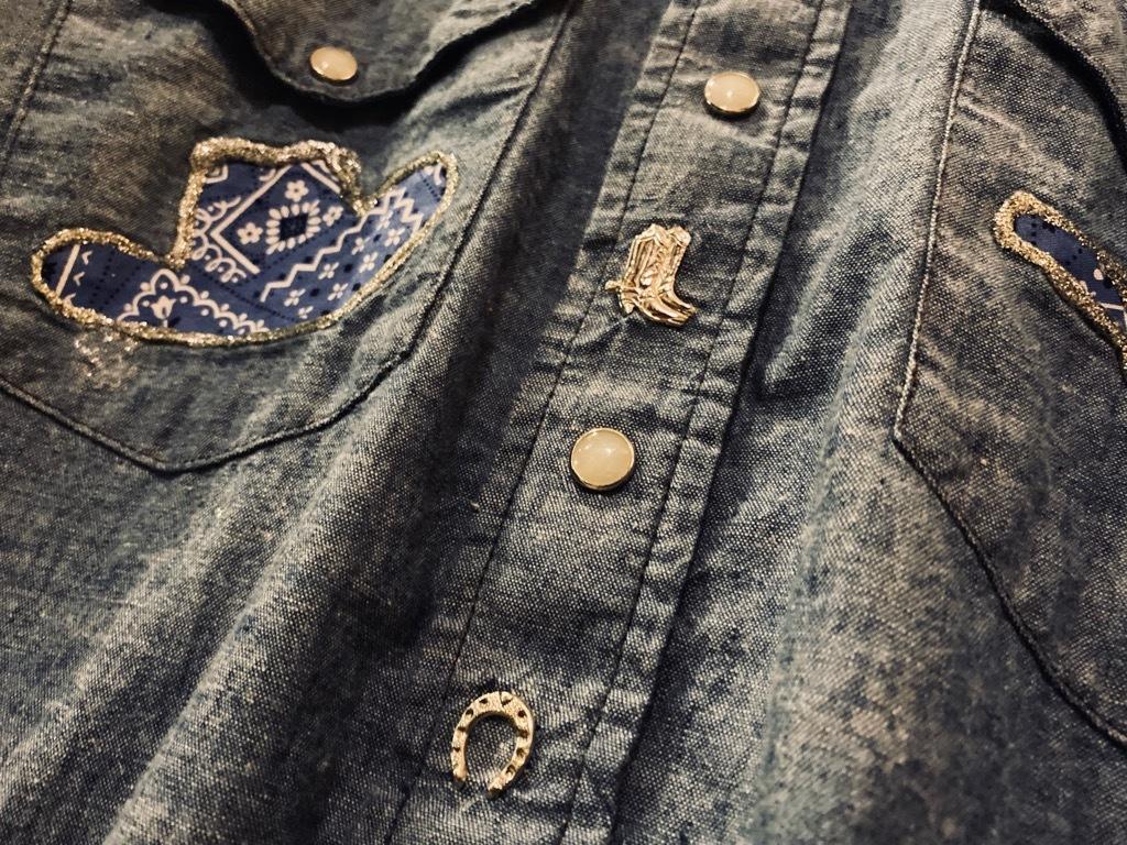 マグネッツ神戸店 次のシーズンも見据えたWestern Shirt !!!_c0078587_13334019.jpg