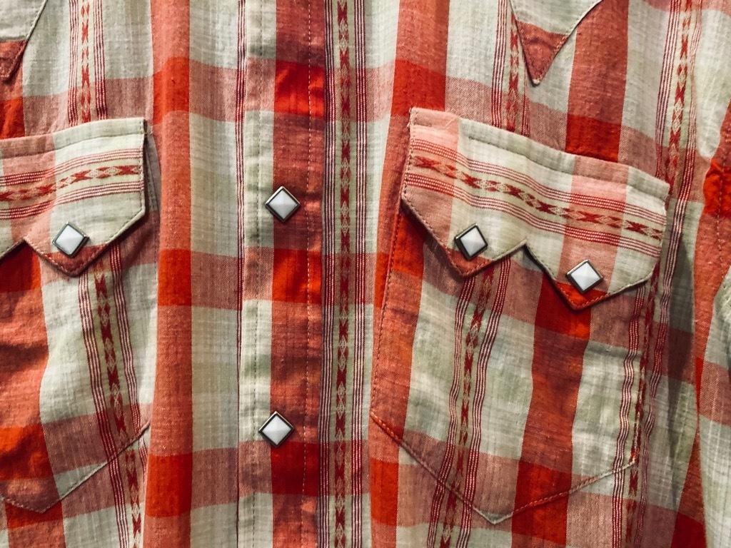 マグネッツ神戸店 次のシーズンも見据えたWestern Shirt !!!_c0078587_13335547.jpg