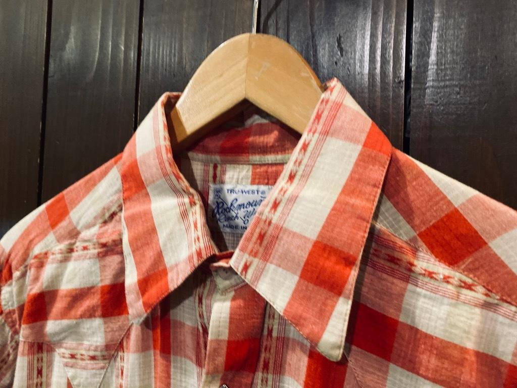 マグネッツ神戸店 次のシーズンも見据えたWestern Shirt !!!_c0078587_13335557.jpg