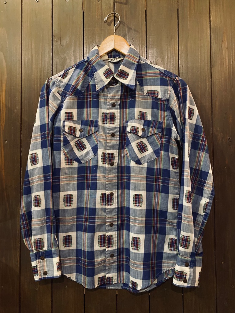 マグネッツ神戸店 次のシーズンも見据えたWestern Shirt !!!_c0078587_13343100.jpg