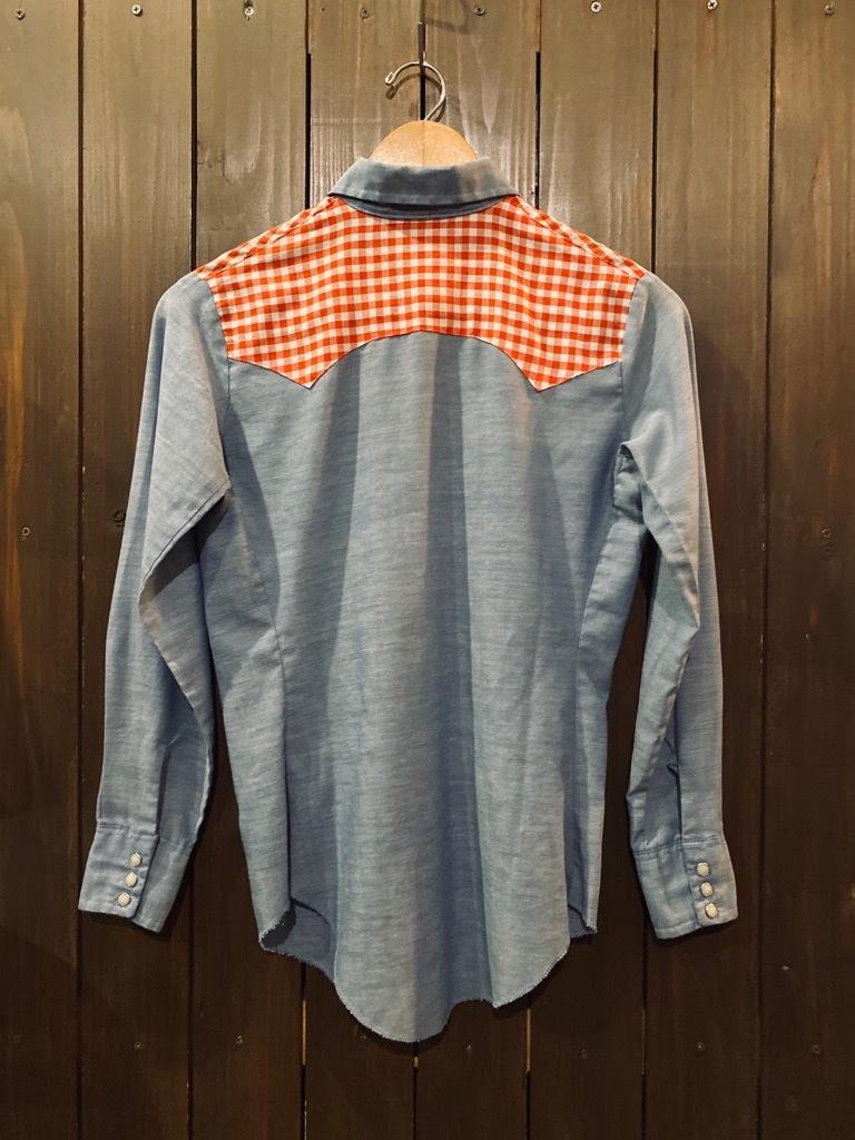 マグネッツ神戸店 次のシーズンも見据えたWestern Shirt !!!_c0078587_13351569.jpg