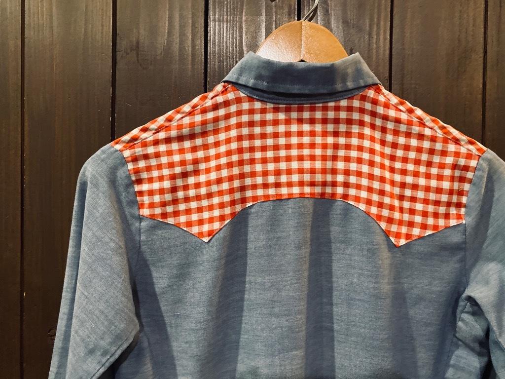 マグネッツ神戸店 次のシーズンも見据えたWestern Shirt !!!_c0078587_13351669.jpg