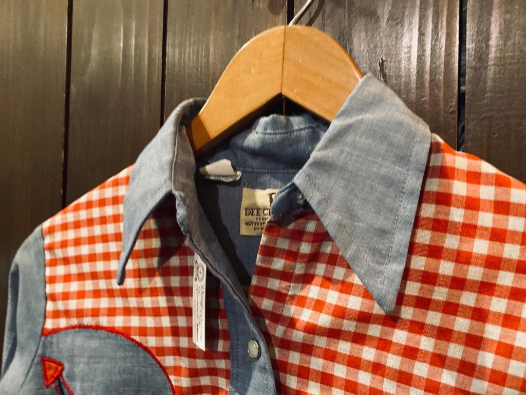 マグネッツ神戸店 次のシーズンも見据えたWestern Shirt !!!_c0078587_13353826.jpg