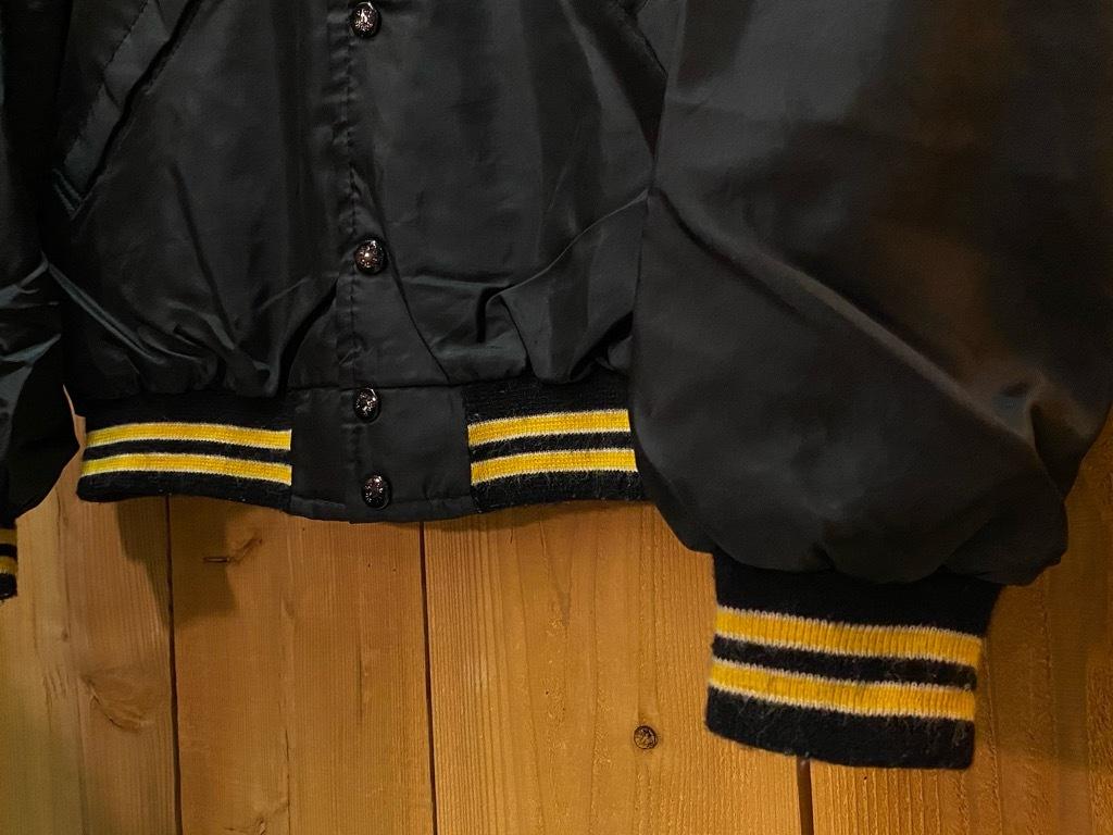 """8月8日(土)マグネッツ大阪店入荷日!\""""Nylon/Satin Varsity JKT Made In USA Part2\""""!!(マグネッツ大阪アメ村店)_c0078587_14123759.jpg"""