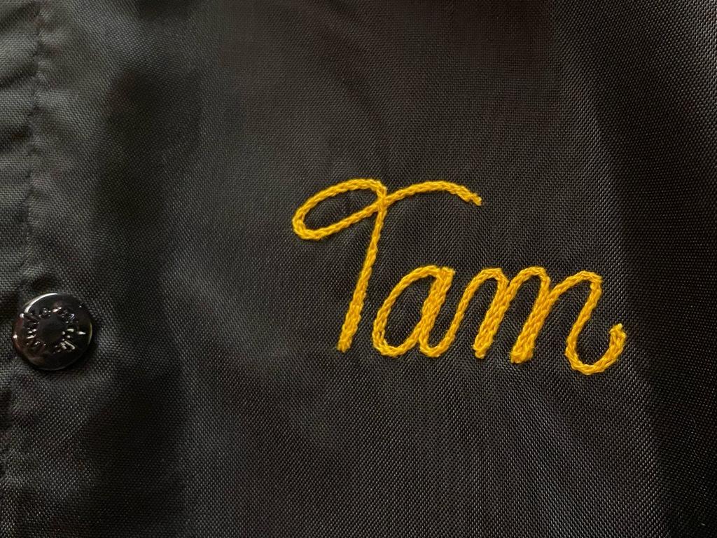"""8月8日(土)マグネッツ大阪店入荷日!\""""Nylon/Satin Varsity JKT Made In USA Part2\""""!!(マグネッツ大阪アメ村店)_c0078587_14123776.jpg"""