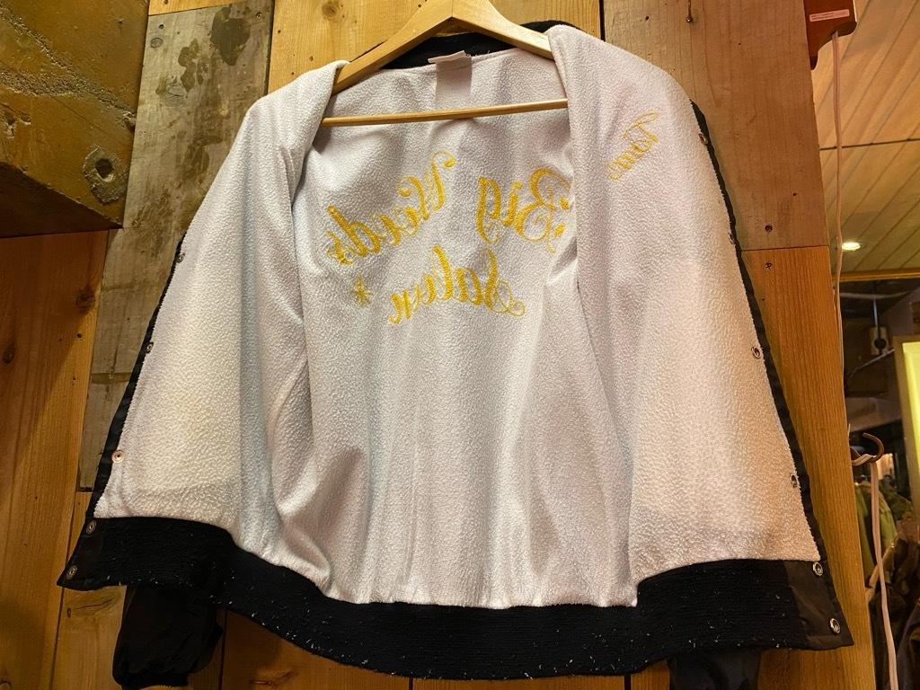 """8月8日(土)マグネッツ大阪店入荷日!\""""Nylon/Satin Varsity JKT Made In USA Part2\""""!!(マグネッツ大阪アメ村店)_c0078587_14124598.jpg"""