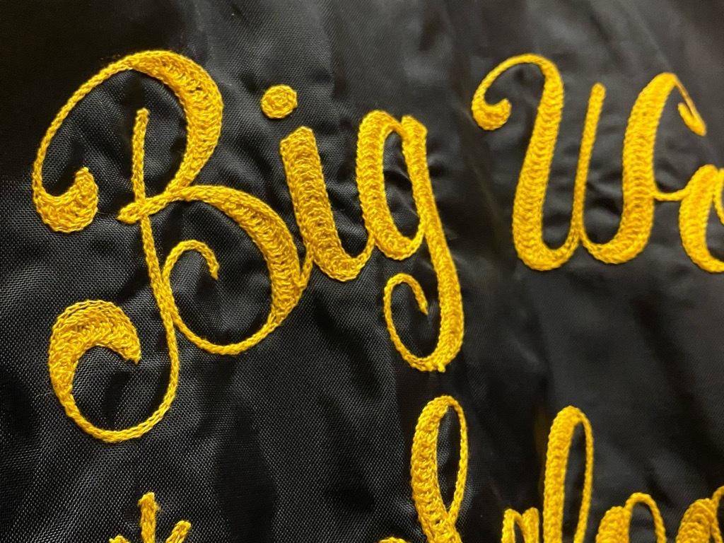 """8月8日(土)マグネッツ大阪店入荷日!\""""Nylon/Satin Varsity JKT Made In USA Part2\""""!!(マグネッツ大阪アメ村店)_c0078587_14124678.jpg"""