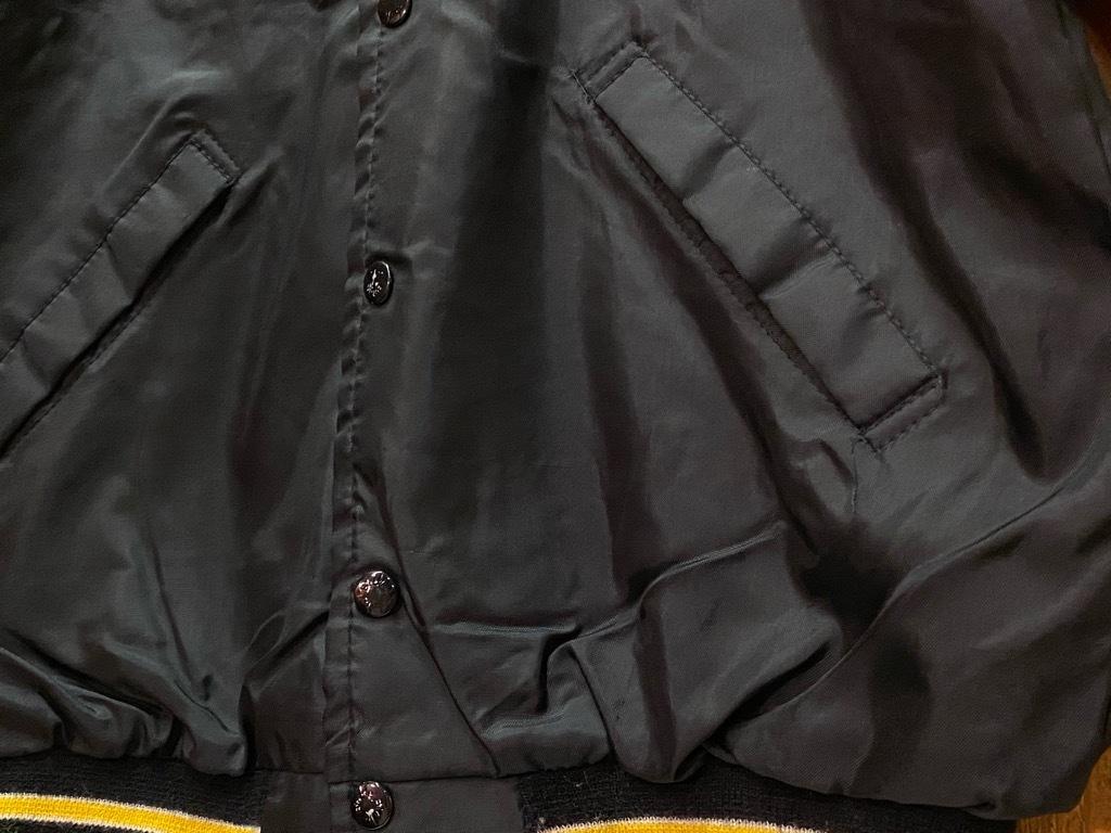 """8月8日(土)マグネッツ大阪店入荷日!\""""Nylon/Satin Varsity JKT Made In USA Part2\""""!!(マグネッツ大阪アメ村店)_c0078587_14132048.jpg"""