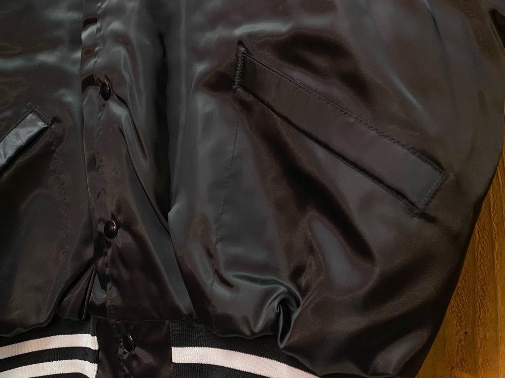 """8月8日(土)マグネッツ大阪店入荷日!\""""Nylon/Satin Varsity JKT Made In USA Part2\""""!!(マグネッツ大阪アメ村店)_c0078587_14141709.jpg"""