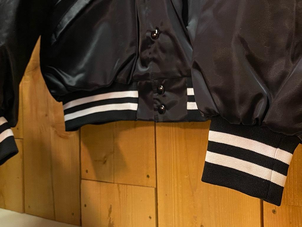 """8月8日(土)マグネッツ大阪店入荷日!\""""Nylon/Satin Varsity JKT Made In USA Part2\""""!!(マグネッツ大阪アメ村店)_c0078587_14141755.jpg"""