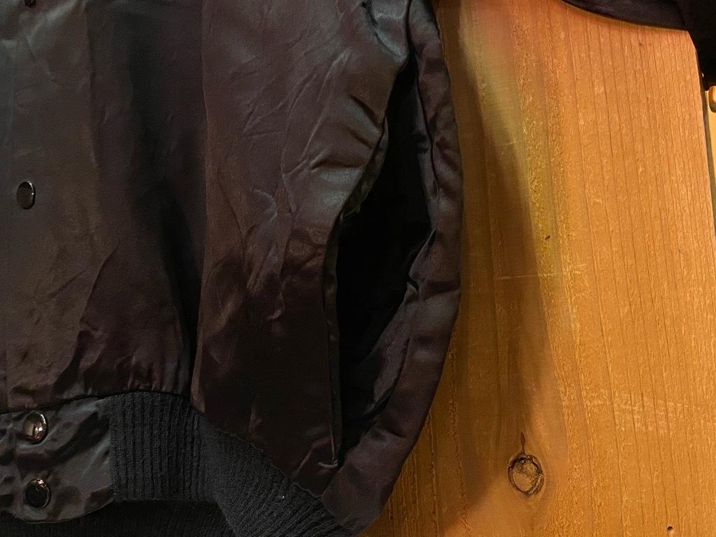 """8月8日(土)マグネッツ大阪店入荷日!\""""Nylon/Satin Varsity JKT Made In USA Part2\""""!!(マグネッツ大阪アメ村店)_c0078587_14152995.jpg"""