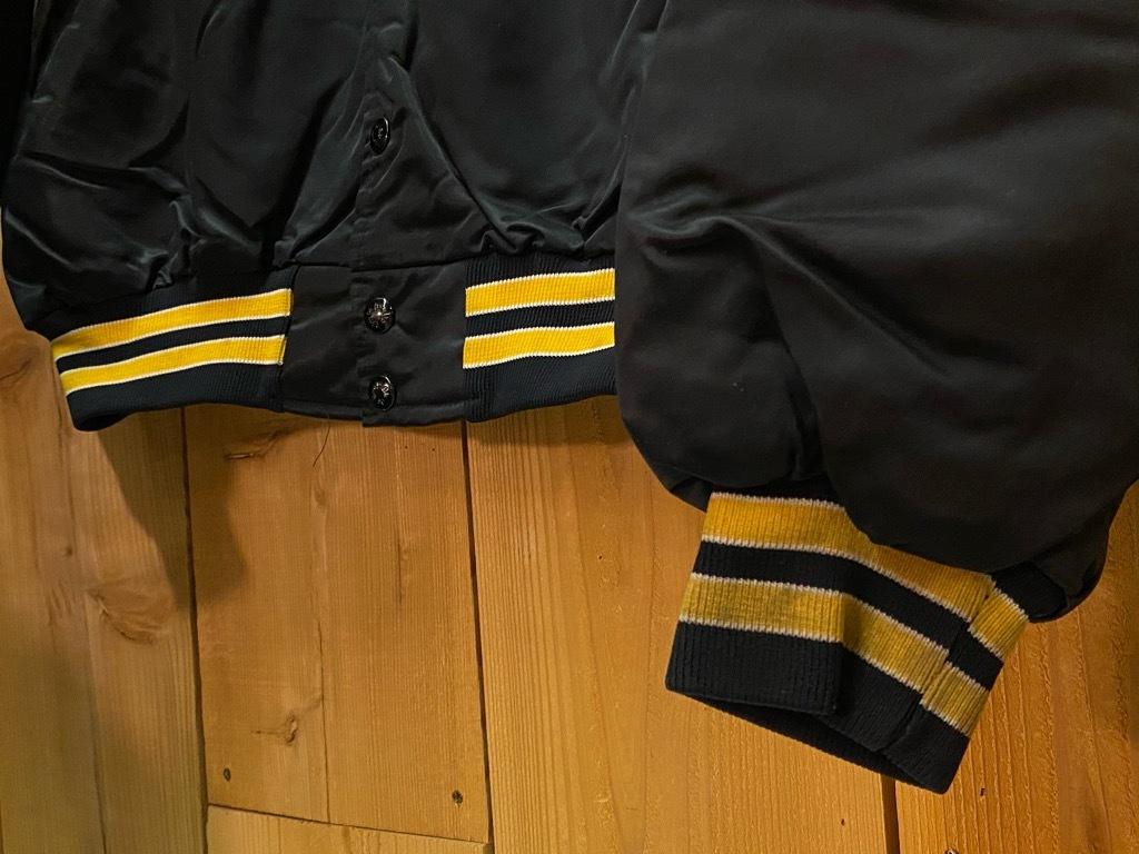 """8月8日(土)マグネッツ大阪店入荷日!\""""Nylon/Satin Varsity JKT Made In USA Part2\""""!!(マグネッツ大阪アメ村店)_c0078587_14170370.jpg"""