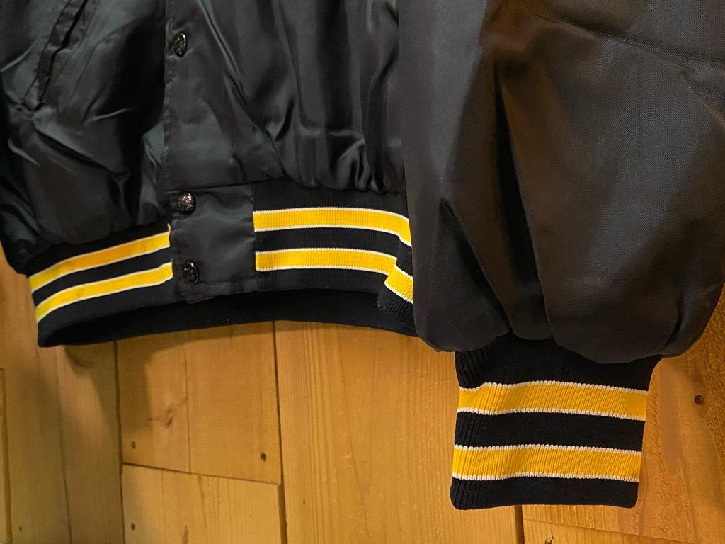 """8月8日(土)マグネッツ大阪店入荷日!\""""Nylon/Satin Varsity JKT Made In USA Part2\""""!!(マグネッツ大阪アメ村店)_c0078587_14185435.jpg"""