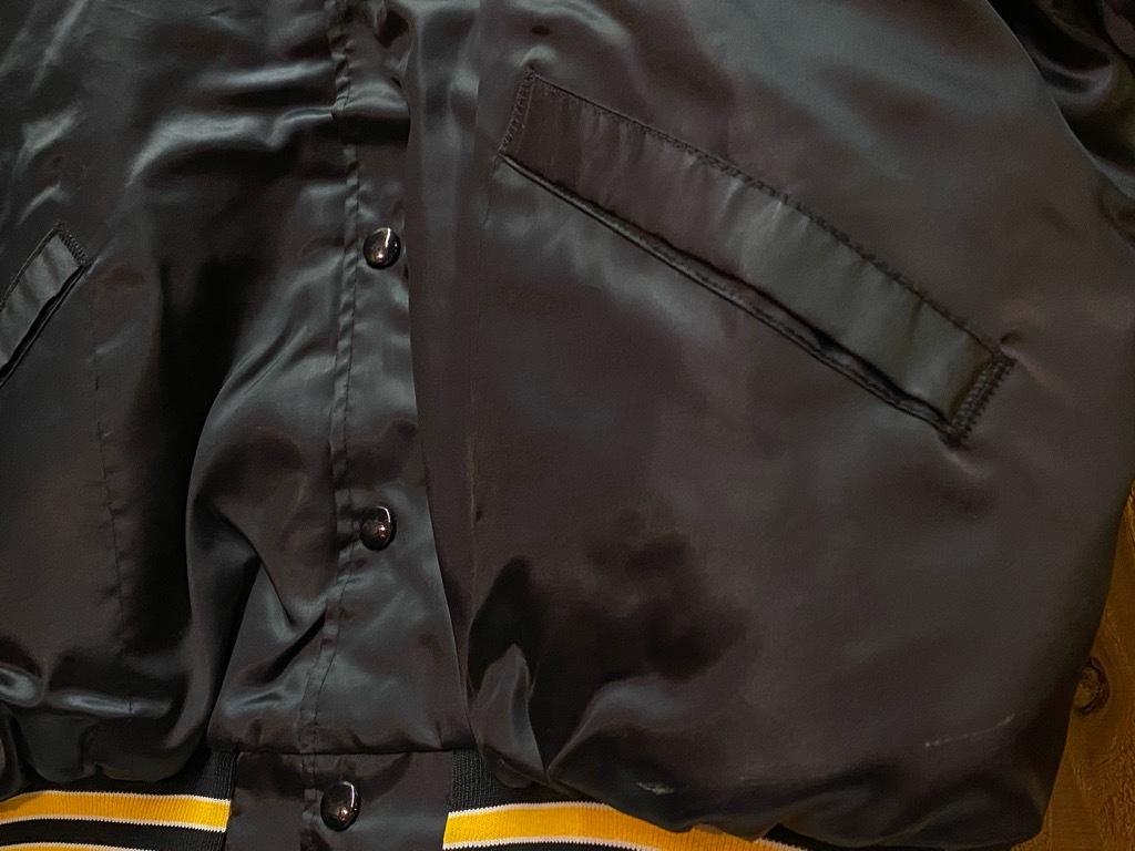 """8月8日(土)マグネッツ大阪店入荷日!\""""Nylon/Satin Varsity JKT Made In USA Part2\""""!!(マグネッツ大阪アメ村店)_c0078587_14201742.jpg"""