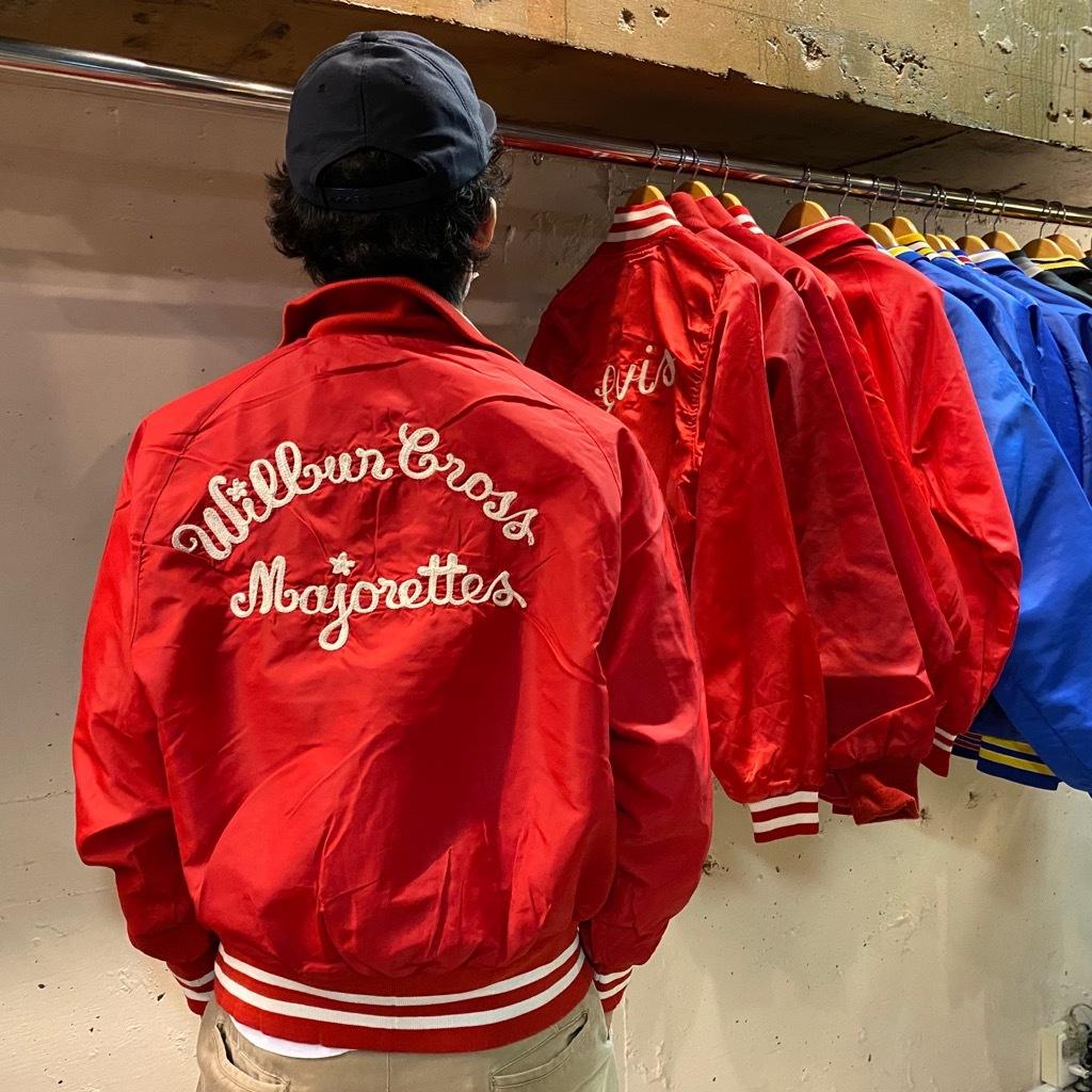"""8月8日(土)マグネッツ大阪店入荷日!\""""Nylon/Satin Varsity JKT Made In USA Part2\""""!!(マグネッツ大阪アメ村店)_c0078587_14212448.jpg"""