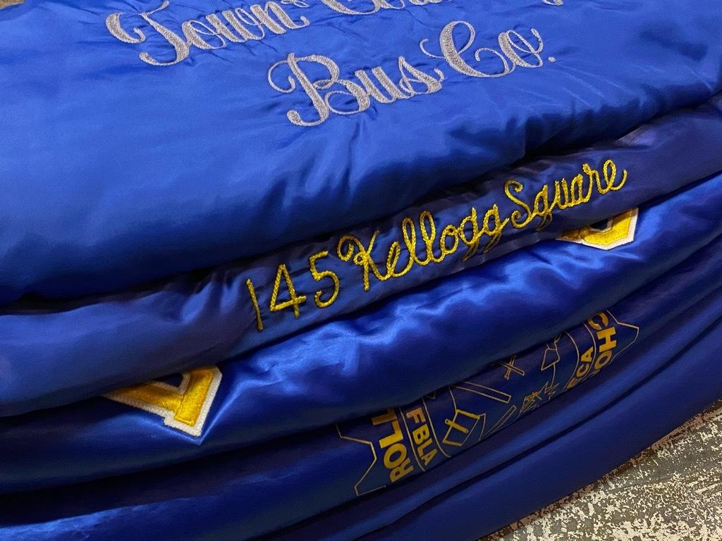 """8月8日(土)マグネッツ大阪店入荷日!\""""Nylon/Satin Varsity JKT Made In USA Part2\""""!!(マグネッツ大阪アメ村店)_c0078587_14222656.jpg"""