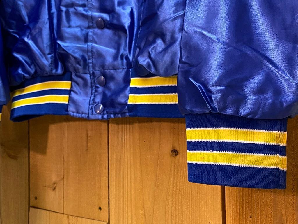 """8月8日(土)マグネッツ大阪店入荷日!\""""Nylon/Satin Varsity JKT Made In USA Part2\""""!!(マグネッツ大阪アメ村店)_c0078587_14235341.jpg"""