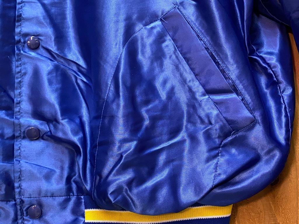 """8月8日(土)マグネッツ大阪店入荷日!\""""Nylon/Satin Varsity JKT Made In USA Part2\""""!!(マグネッツ大阪アメ村店)_c0078587_14235434.jpg"""