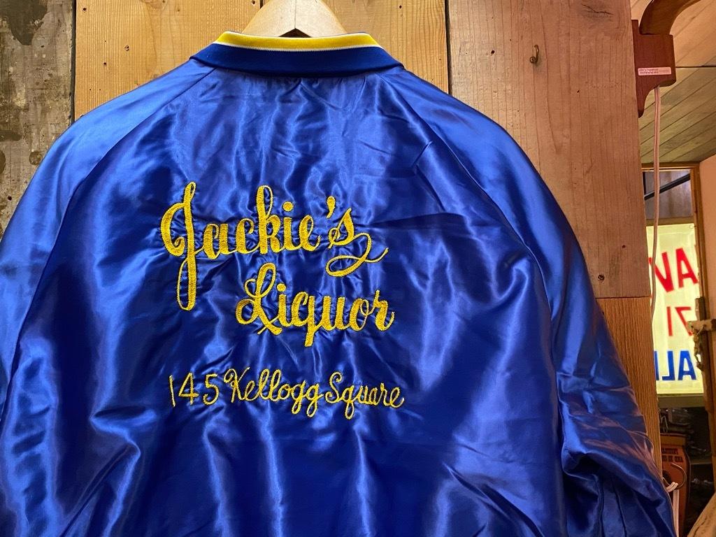 """8月8日(土)マグネッツ大阪店入荷日!\""""Nylon/Satin Varsity JKT Made In USA Part2\""""!!(マグネッツ大阪アメ村店)_c0078587_14235855.jpg"""