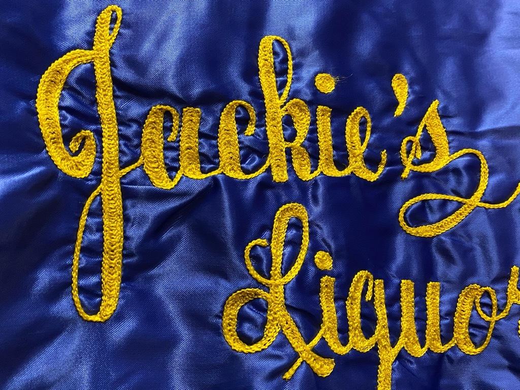 """8月8日(土)マグネッツ大阪店入荷日!\""""Nylon/Satin Varsity JKT Made In USA Part2\""""!!(マグネッツ大阪アメ村店)_c0078587_14235897.jpg"""