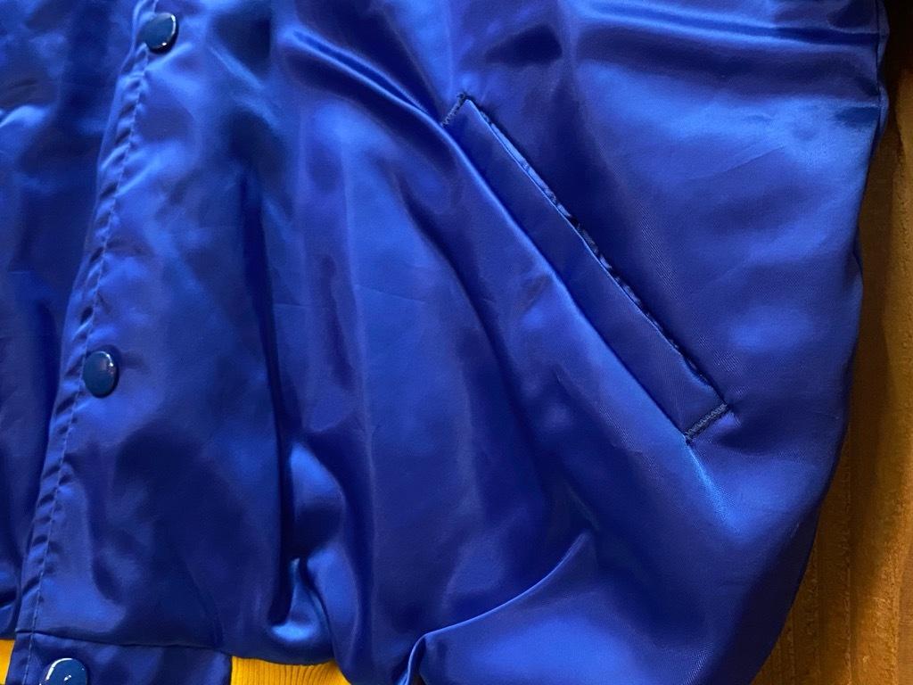 """8月8日(土)マグネッツ大阪店入荷日!\""""Nylon/Satin Varsity JKT Made In USA Part2\""""!!(マグネッツ大阪アメ村店)_c0078587_14244675.jpg"""