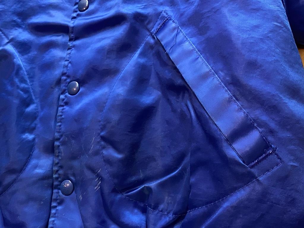 """8月8日(土)マグネッツ大阪店入荷日!\""""Nylon/Satin Varsity JKT Made In USA Part2\""""!!(マグネッツ大阪アメ村店)_c0078587_14254411.jpg"""